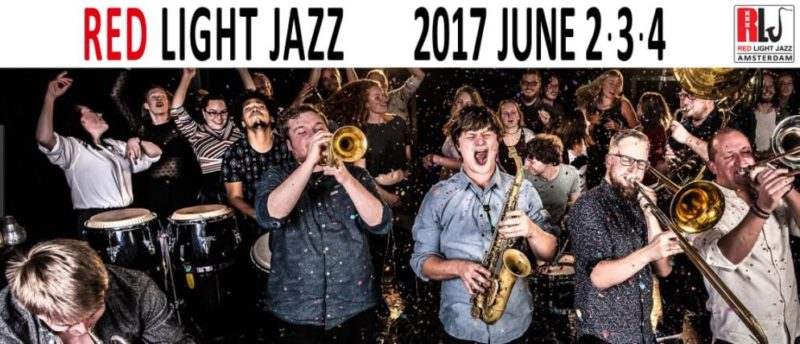 Red Light Jazz Festival @ 30 locaties | Amsterdam | Noord-Holland | Nederland